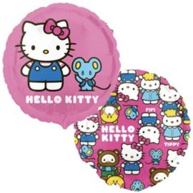 18 INCH HELLO KITTY DOUBLE SIDED