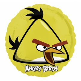 ANGRY BIRDS - YELLOW 18 INCH