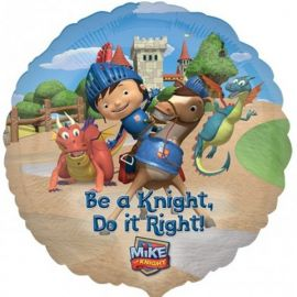 18 INCH MIKE THE KNIGHT DO IT RIGHT