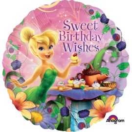 18 INCH TINKER BELL SWEET BDAY WISHES