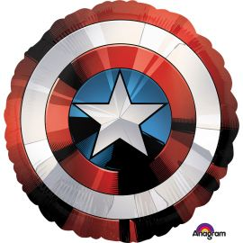 CAPTAIN AMERICA SHIELD 28 INCH SUPERSHAPE