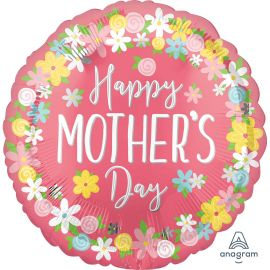 28 INCH FLORAL MOTHERS DAY