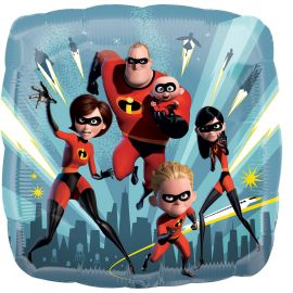 18 INCH INCREDIBLES 2 FOIL