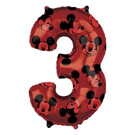 26 INCH MICKEY MOUSE FOREVER NUMBER 3