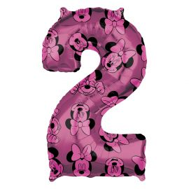 26 INCH MINNIE MOUSE FOREVER NUMBER 2