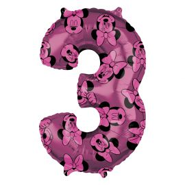 26 INCH MINNIE MOUSE FOREVER NUMBER 3
