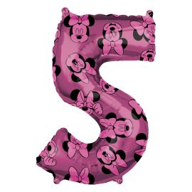 26 INCH MINNIE MOUSE FOREVER NUMBER 5