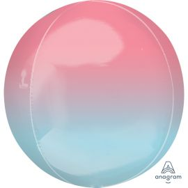 ORBZ OMBRE PASTEL PINK AND BLUE
