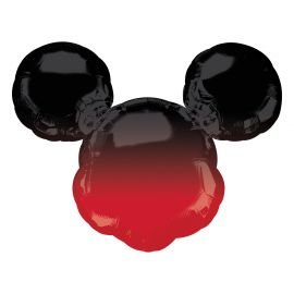 LARGE SHAPE MICKEY MOUSE FOREVER OMBRE