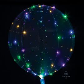 CRYSTAL CLEARZ WITH LIGHT STRING 18 INCH
