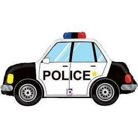 SUPERSHAPE POLICE CAR