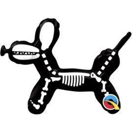 14 INCH BALLON DOG SKELETON AIR FILL 14978 071444149785