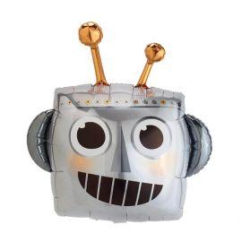 35 INCH ROBOT HEAD SUPERSHAPE