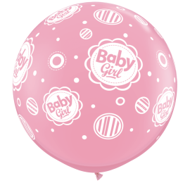 3FT PINK  BABY GIRL 02CT