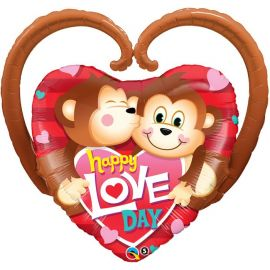 39 INCH HAPPY LOVE DAY