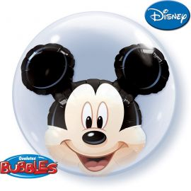 24 INCH DOUBLE BUBBLE  MICKEY MOUSE