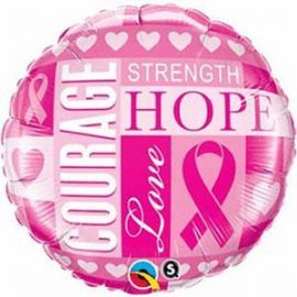 18 INCH BREAST CANCER INSPIRATION 35119 071444351171