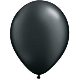 11 INCH PEARL ONYX BLACK 25CT