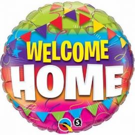 18 INCH WELCOME HOME PENNANTS