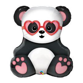 32 INCH LOVE STRUCK PANDA