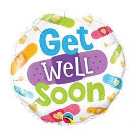 18 INCH GET WELL SOON