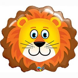 14 INCH LOVABLE LION AIR FILL 58389 071444583893