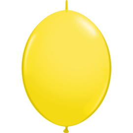 12 INCH QUICK LINK YELLOW 50CT