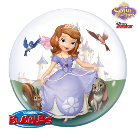 22 INCH SOFIA THE FIRST BUBBLE