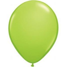 11 INCH LIME GREEN 25CT