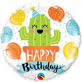 18 INCH BIRTHDAY PARTY CACTUS 78664 071444786638