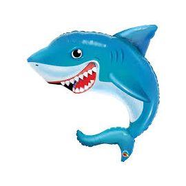36 INCH SMILING SHARK