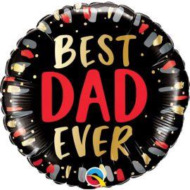 18 INCH BEST DAD EVER 98428