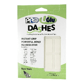 UGLU DASHES 1/2 INCH X 5/8 INCH PK OF 160