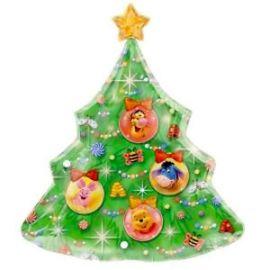 SUPERSHAPE DISNEY CHRISTMAS TREE