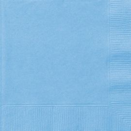 LN 20 PASTEL BLUE  - 2PLY 0013051504076