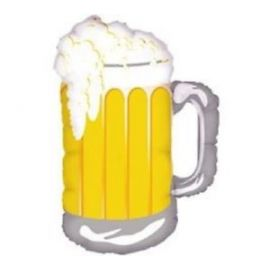 34 INCH FROSTY BEER GLASS 15442 030625154420