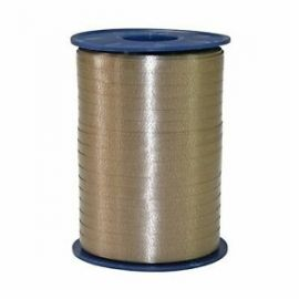 CURLING RIBBON 5MM X 500M TAUPE