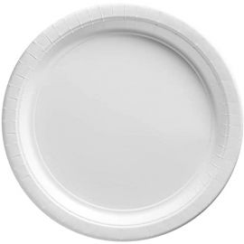 PLATE 17.7CM S/C FROSTY WHITE 0048419038658