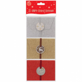 3 Gift Card Boxes