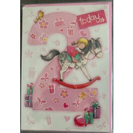 2 TODAY CODE 90 PK OF 6 CARDS