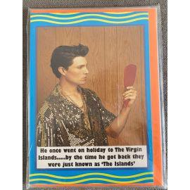 BIRTHDAY CARDS HUMOROUS CODE 50 PK OF 6