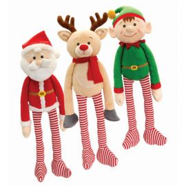 30CM DANGLY XMAS CHARACTERS