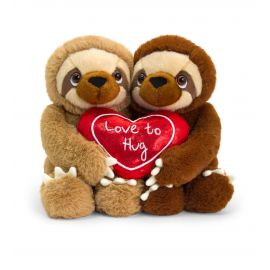 20CM HUGGING CECIL THE SLOTHS