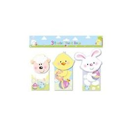 3 EASTER TREAT BAGS