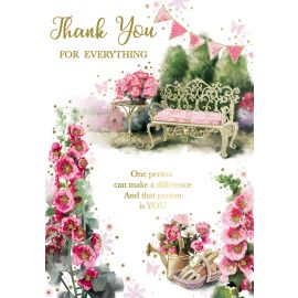 THANK YOU FOR EVERYTHING FEMALE CODE 50 PK OF 6