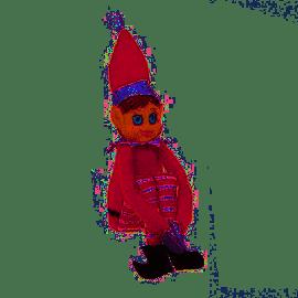 12 INCH NAUGHTY ELF GIRL 446042