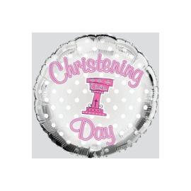 18 INCH CHRISTENING DAY GIRL