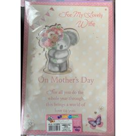FOR MY LOVELY WIFE ON MOTHERS DAY CODE 175 PK OF 6