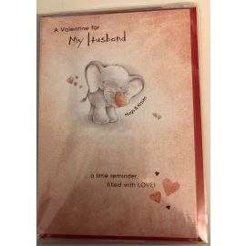A VALENTINE FOR MY HUSBAND CODE 50 PK 6