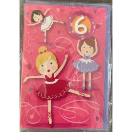 6 FAIRIES WITH BADGE CODE 50 PK OF 12